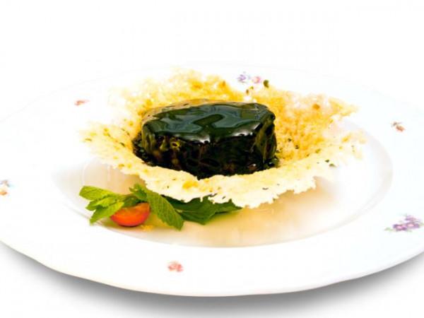 Phi lê thịt bò xốt giấm balsamic